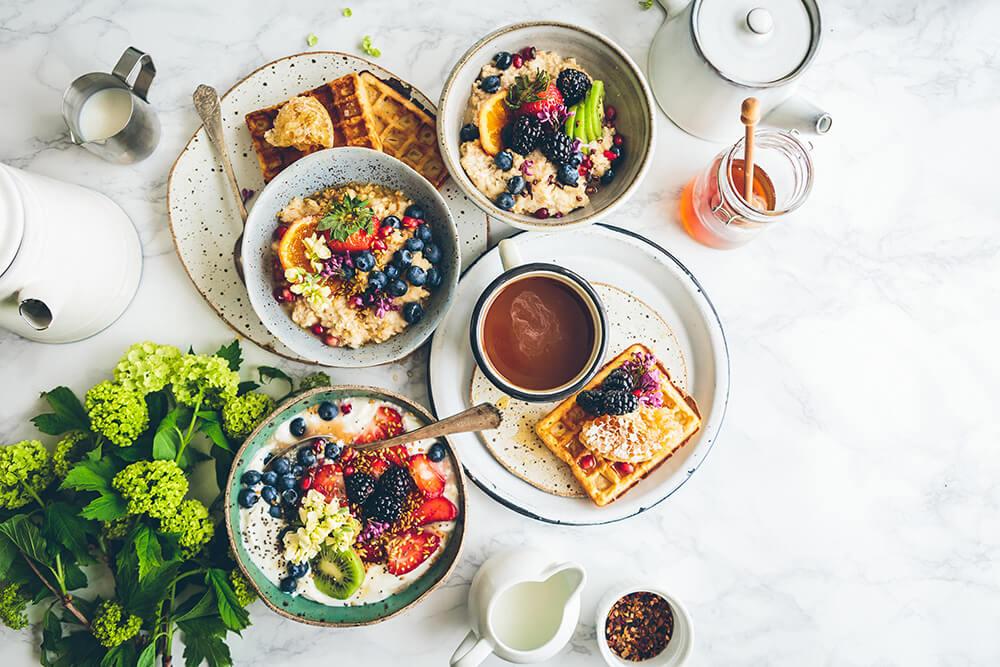 mic dejun complet