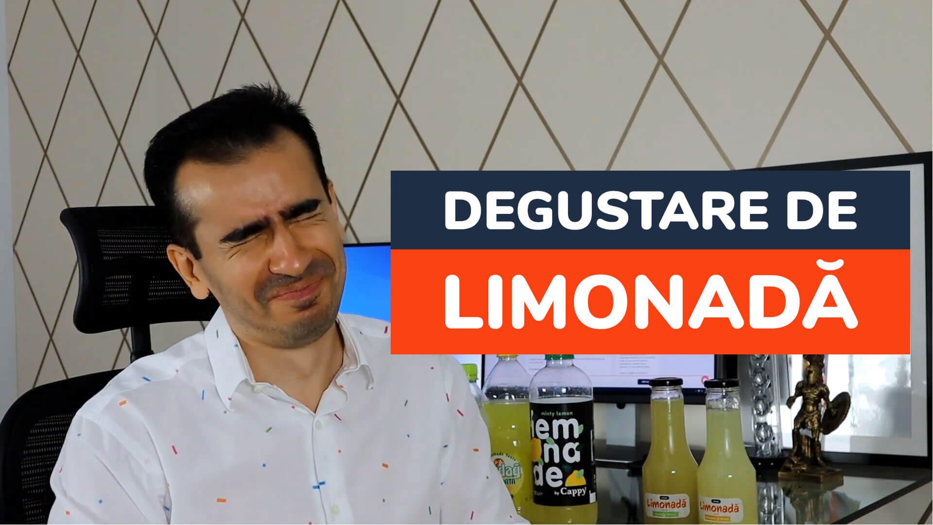 degustare limonada 1